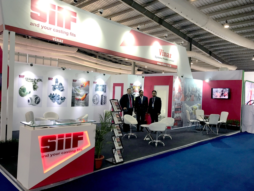 SiiF @ Salon IFEX 2018